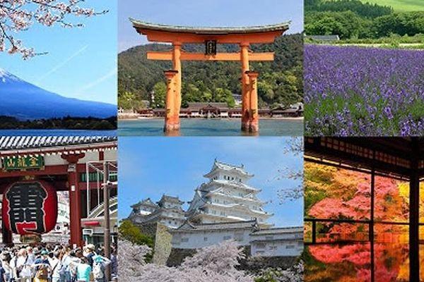 Du lịch Nhật Bản qua những bức ảnh
