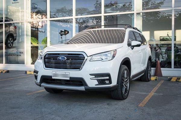 Chi tiết Subaru Evoltis 2021 giá 1,65 tỷ đồng, đối thủ Hyundai Palisade, Mazda CX-9