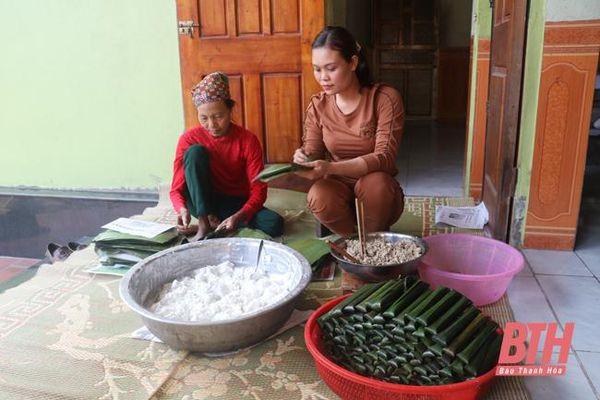 Xã Xuân Lập phát triển nghề truyền thống