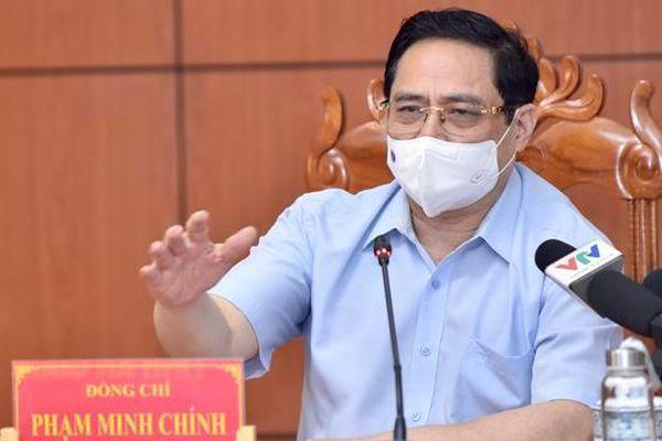 Thủ tướng họp khẩn với 6 tỉnh biên giới Tây Nam về diễn biến dịch bệnh Covid-19