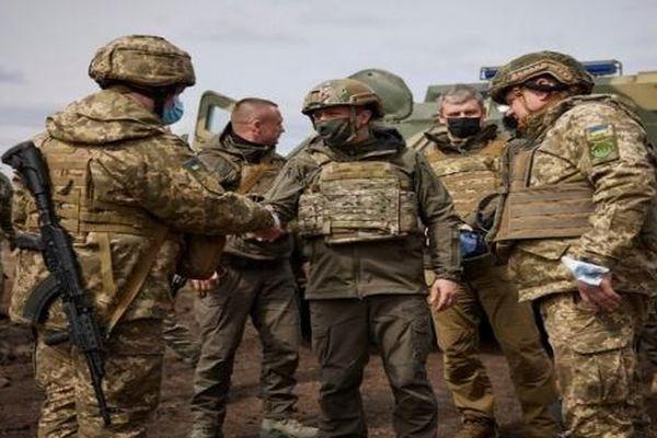 Ukraine đề nghị Mỹ kéo dài chương trình huấn luyện quân đội để củng cố an ninh