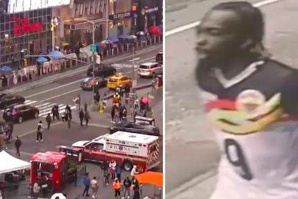 Cảnh sát truy lùng kẻ xả súng ở New York khiến nhiều người thương vong