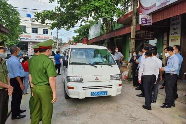 Giáp vùng dịch Thuận Thành, tỉnh Hưng Yên khẩn trương ứng phó