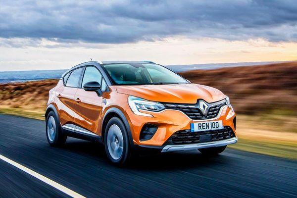 Người mua xe Renault sẽ không bao giờ bị tai nạn?