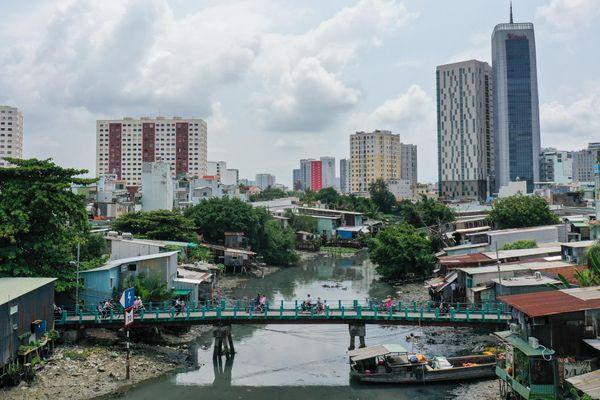 Cử tri quận Bình Thạnh mong mỏi dự án rạch Xuyên Tâm