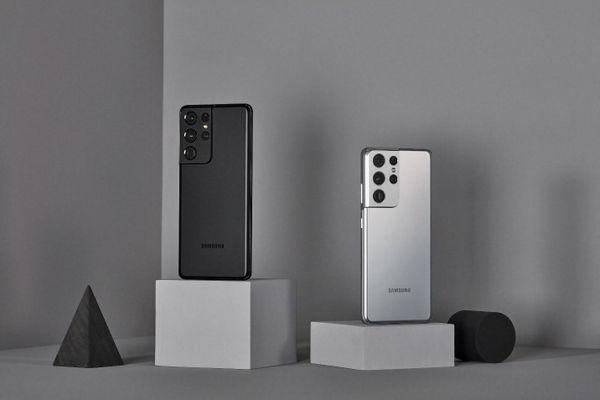 5 mẫu smartphone được yêu thích nhất 2021
