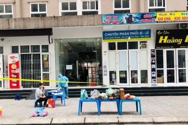 14/22 F1 của ca Covid-19 ở Khu đô thị Thanh Hà có kết quả âm tính với SARS-CoV-2