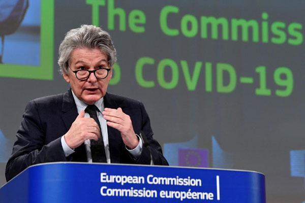 EU ngừng gia hạn hợp đồng mua vaccine Covid-19 của AstraZeneca