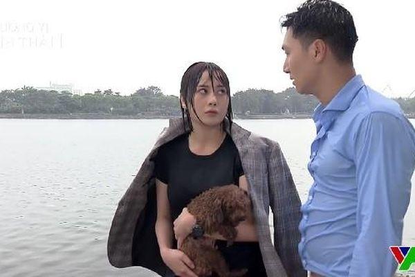 'Hương vị tình thân' tập 16: Long nhảy xuống sông cứu Nam tự tử