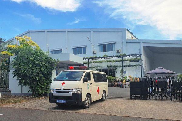 Đà Nẵng có ca dương tính SARS-CoV-2 trong khu công nghiệp