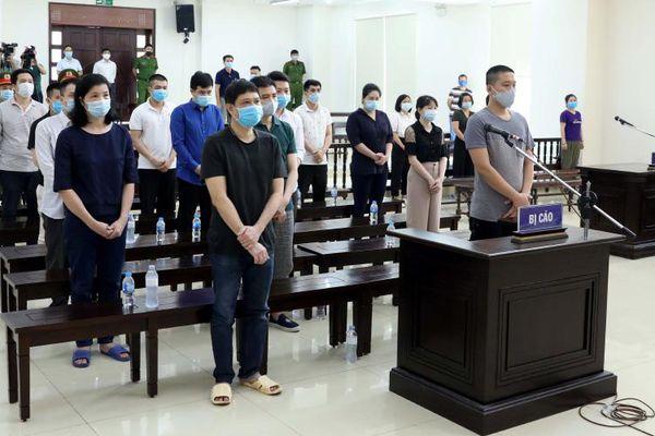 Tuyên án vụ Công ty Nhật Cường buôn lậu