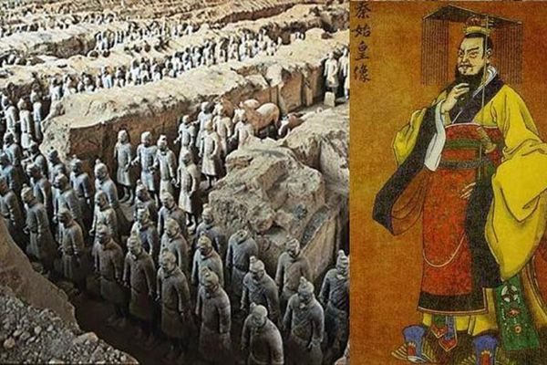 Vì sao hoàng đế TQ xây dựng lăng mộ đặc biệt chú trọng long mạch?