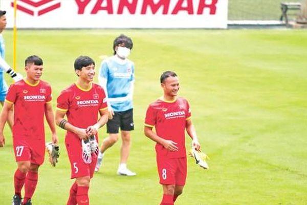 Hàng thủ 'cực phẩm' của đội tuyển Việt Nam
