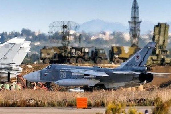 Syria: Israel chống lại Nga?