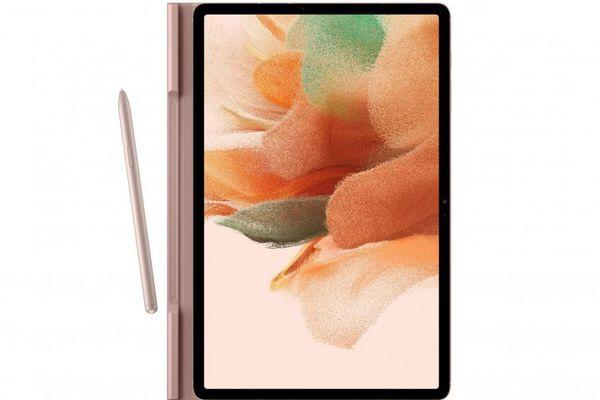 Lộ ảnh render Samsung Galaxy Tab S7 Lite 5G phiên bản màu hồng