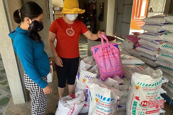 Hà Tĩnh: Dịch bệnh hoành hành, cơ sở kinh doanh thức ăn chăn nuôi lao đao