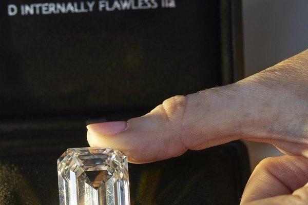 Ngỡ ngàng giá trị viên kim cương Nga 'hàng khủng' sắp được bán