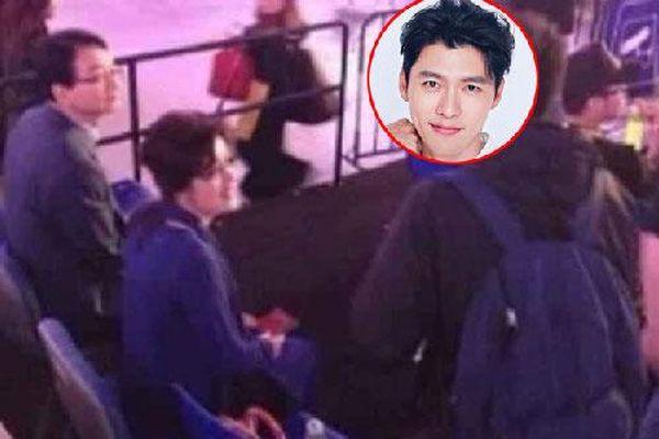 Lộ hình ảnh hiếm hoi của cha mẹ Hyun Bin, ngoại hình nổi bật gây chú ý?