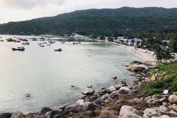Hòn Sơn - điểm đến mới nổi trên vịnh Hà Tiên, Kiên Giang