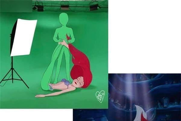 'Sự thật' ngã ngửa đằng sau những thước phim hoạt hình lung linh của Disney