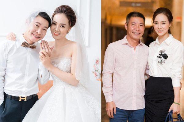 Mới cưới nửa năm, vợ chồng Công Lý đã cãi nhau như 'cơm bữa', bà xã kém 15 tuổi còn đăng đàn than vãn