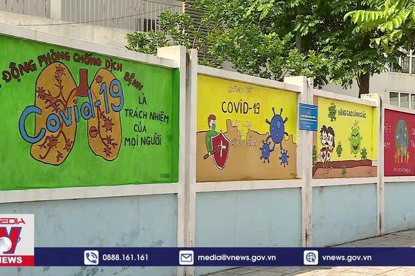 Tranh tường bích họa - Thông điệp ý nghĩa về cuộc sống