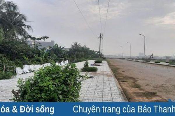 Bất cập tại mặt bằng Dự án tái định cư 3446 thành phố Thanh Hóa