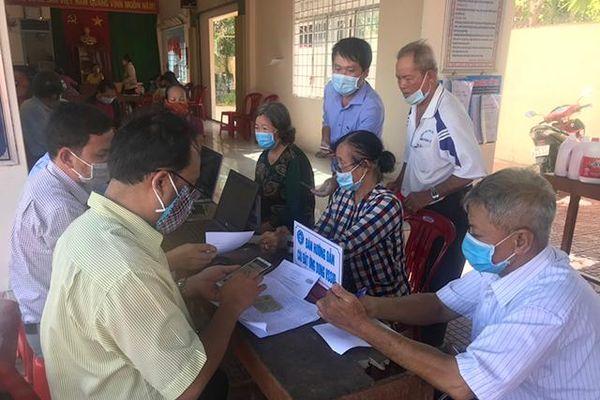 BHXH Việt Nam kiến nghị sử dụng hình ảnh thẻ BHYT trên ứng dụng VssID trong khám chữa bệnh BHYT