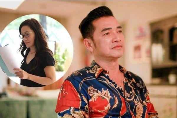 Quang Minh dành những lời ngọt ngào cho vợ cũ trên trang cá nhân