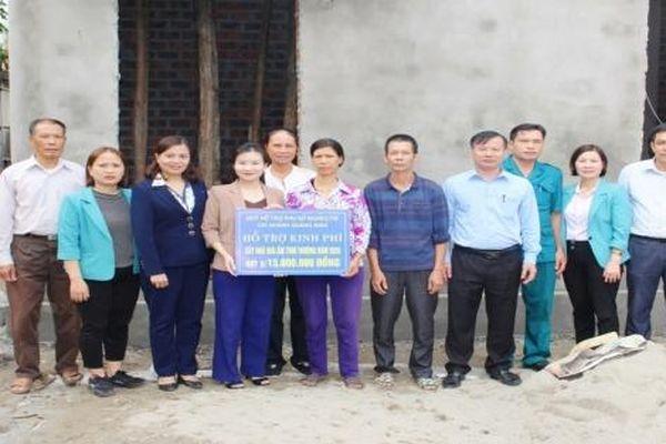 Hỗ trợ, tạo điều kiện cho hàng nghìn phụ nữ Quảng Ninh vươn lên thoát nghèo