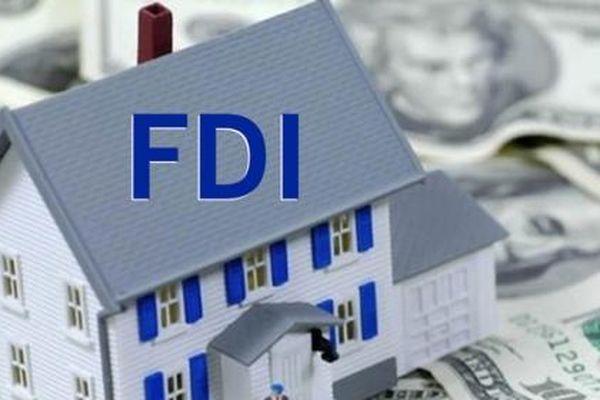 Quý 1/2021: Vốn FDI vào bất động sản đạt 10,13 tỷ USD