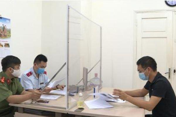 Đăng tin Hà Nội phong tỏa, chủ tài khoản facebook bị phạt 12,5 triệu đồng