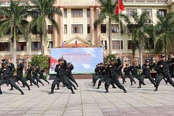 Công an tỉnh Lai Châu đảm bảo ANTT bầu cử Đại biểu Quốc hội, Hội đồng nhân dân các cấp