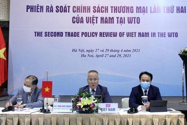 WTO rà soát chính sách thương mại lần 2 với Việt Nam