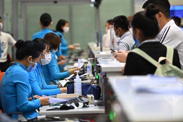 Vietnam Airlines sẽ từ chối vận chuyển hành khách có biểu hiện bất thường về sức khỏe