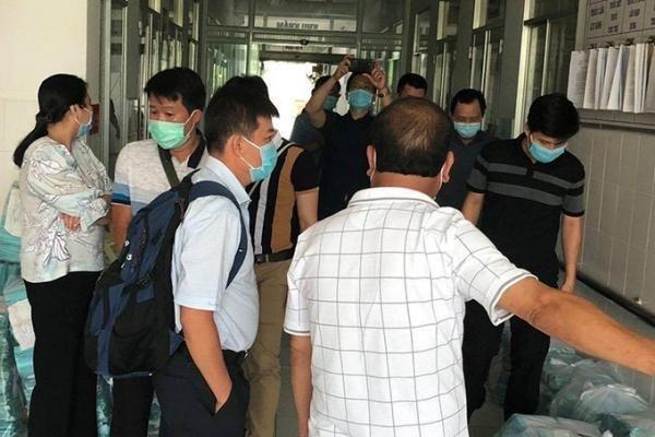 Chuyên gia BV Chợ Rẫy trở lại Hà Tiên hỗ trợ diễn tập ứng phó khẩn cấp