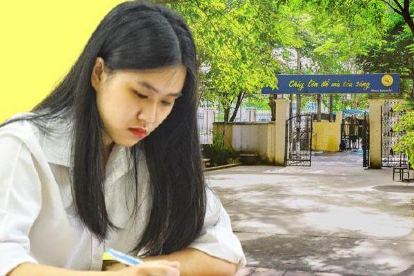Hà Nội có 1 trường cấp 3: Năm nào học sinh cũng 'chọi sứt đầu mẻ trán' mới trúng tuyển, chất lượng dạy thì đỉnh của chóp
