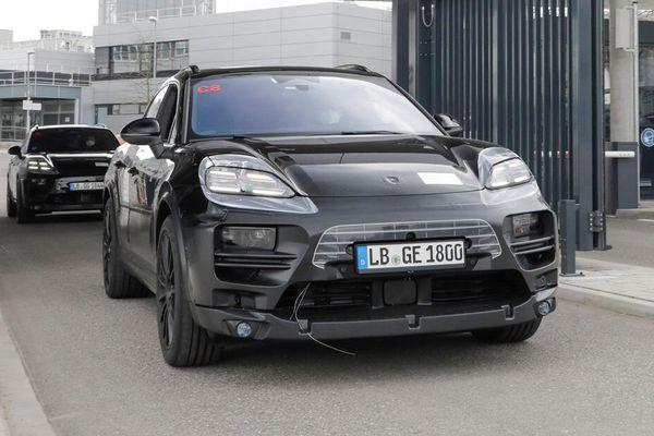 Porsche xác nhận: Macan đời mới, thuần điện sẽ ra mắt năm sau, có điểm hơn Taycan