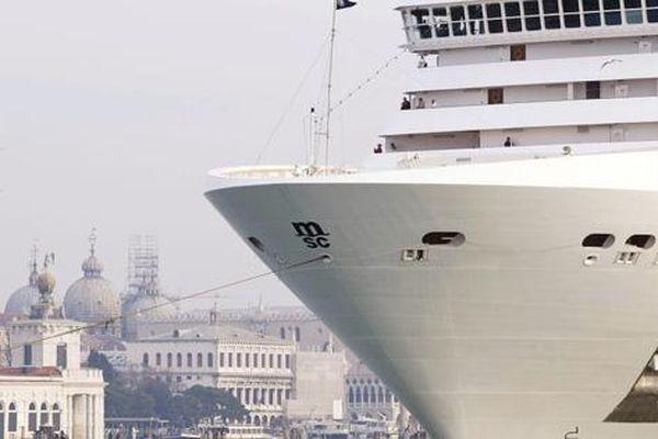 Thành phố Venice tìm cách khắc phục du lịch du thuyền giữa rủi ro