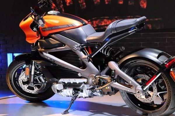 Harley-Davidson ra mắt thương hiệu xe máy điện LiveWire