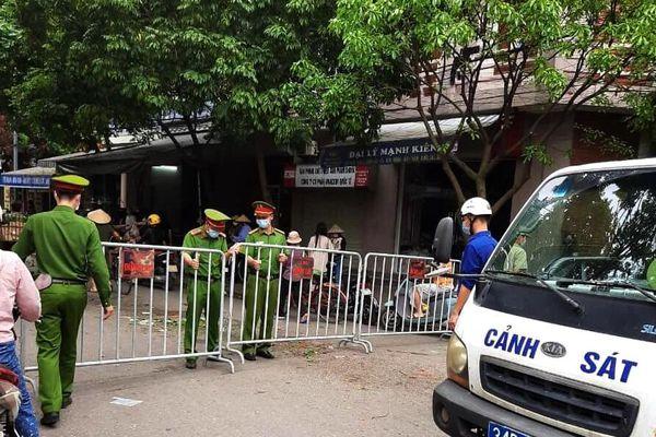 Chủ tiệm Việt Cò tattoo ở Hải Dương nghi nhiễm COVID-19