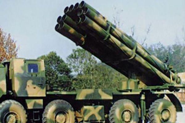 Trung Quốc bố trí pháo phản lực cải tiến dọc biên giới Ấn Độ