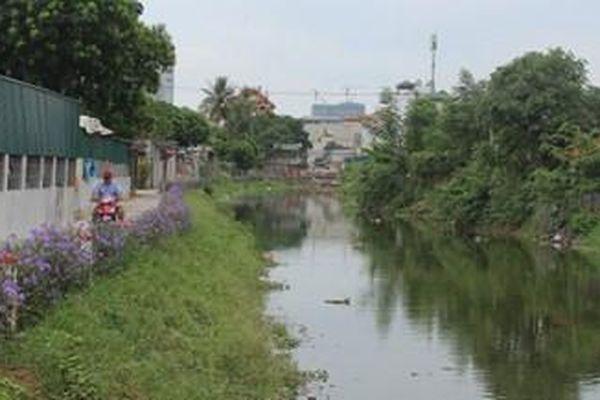 Phê duyệt chỉ giới đường đỏ tuyến đường ven sông Tô Lịch