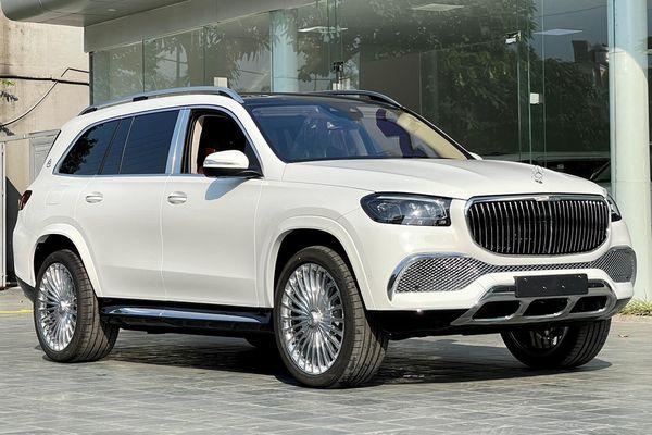 Chi tiết SUV siêu sang Mercedes-Maybach GLS 600 giá hơn 16 tỷ đồng
