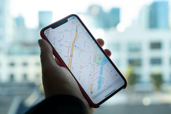 Tên cướp dùng iPhone để đánh dấu nạn nhân trước khi ra tay