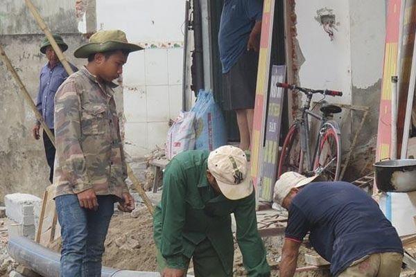 Phú Xuyên đẩy nhanh tiến độ cấp nước sạch