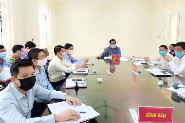 Huyện Mê Linh giải quyết dứt điểm nhiều vụ khiếu nại, tố cáo liên quan đến bầu cử