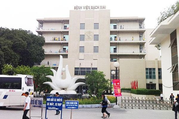 19 cán bộ y tế Bệnh viện Bạch Mai cách ly liên quan đến ca Covid-19