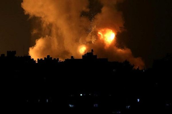 Toàn cảnh Israel không kích dữ dội Gaza, nhiều thương vong