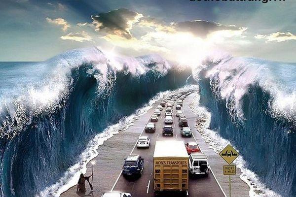 Nguy cơ sóng thần hủy diệt càn quét nhiều trung tâm thành phố lớn